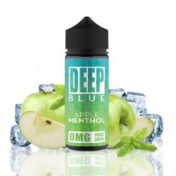 Deep Blue Apple Menthol 100ml