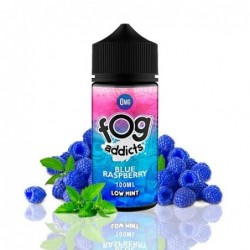 Fog Addicts Blue Raspberry...