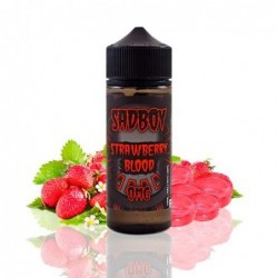 Sadboy E-Liquid Strawberry...