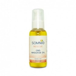 Somnio Rescue CBD Massage Oil