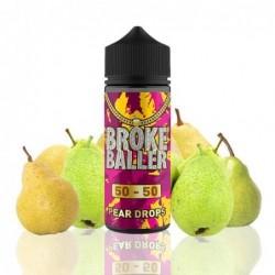 Broke Baller Pear Drops...