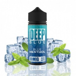 Deep Blue Blue Menthol 100ml