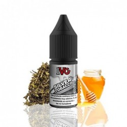 IVG 50/50 Tobacco Silver 10ml
