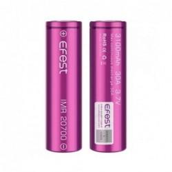 Batería Efest IMR 20700...