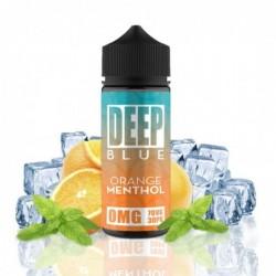 Deep Blue Orange Menthol 100ml
