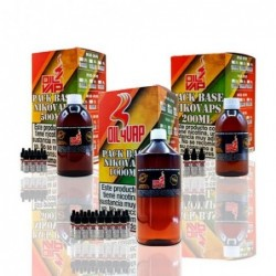 Oil4Vap Base Pack