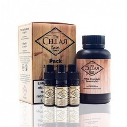 The Cellar Bases Pack 200ml